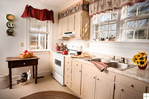 Osage Cottage Kitchen